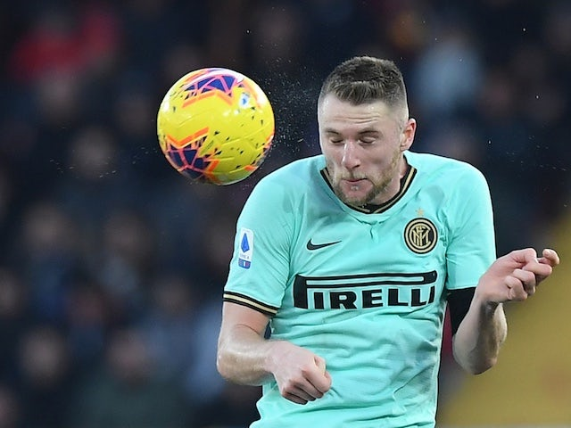 Manchester City learn asking price for defensive target Milan Skriniar? - Bóng Đá