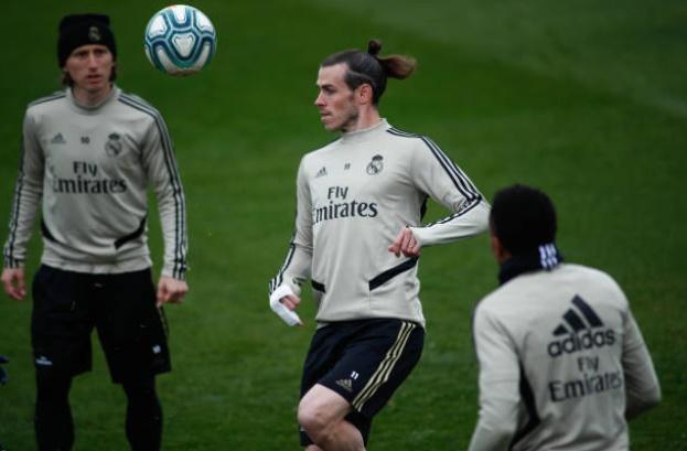 Gareth Bale set to start for Real Madrid against Eibar - Bóng Đá
