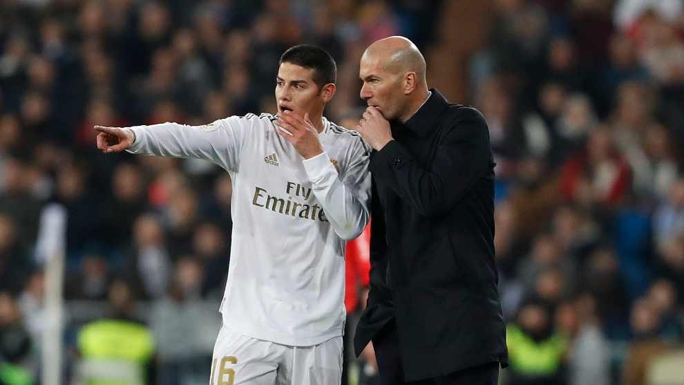 James: I stayed at Real Madrid because of the circumstances, not because I wanted to - Bóng Đá