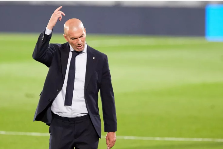 "Zidane: ""If it's a penalty then it's a penalty"" - Bóng Đá"