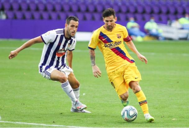 Luis Suarez: Barcelona let the LaLiga Santander title get away - Bóng Đá