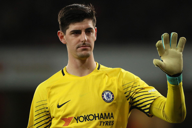 Courtois' challenge: He's never kept a clean sheet against Manchester City - Bóng Đá