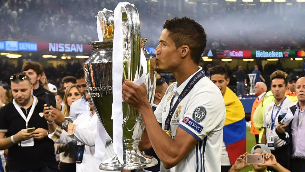 Varane on Manchester City clash: The best team on the day will win - Bóng Đá