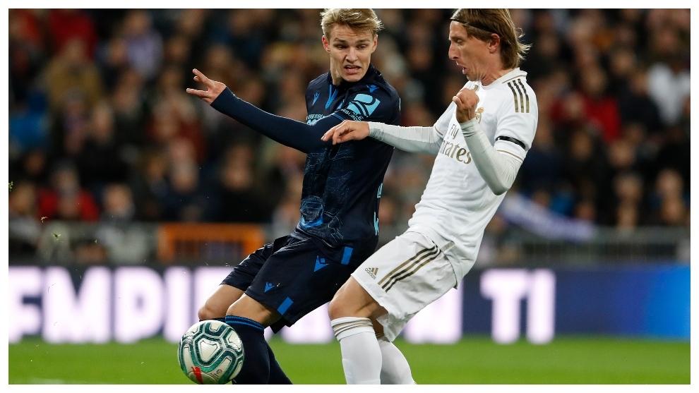 Vì Modric, Zidane tiếp tục