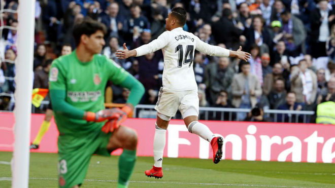 Casemiro: Playing Manchester City behind closed doors could be beneficial to Real Madrid - Bóng Đá
