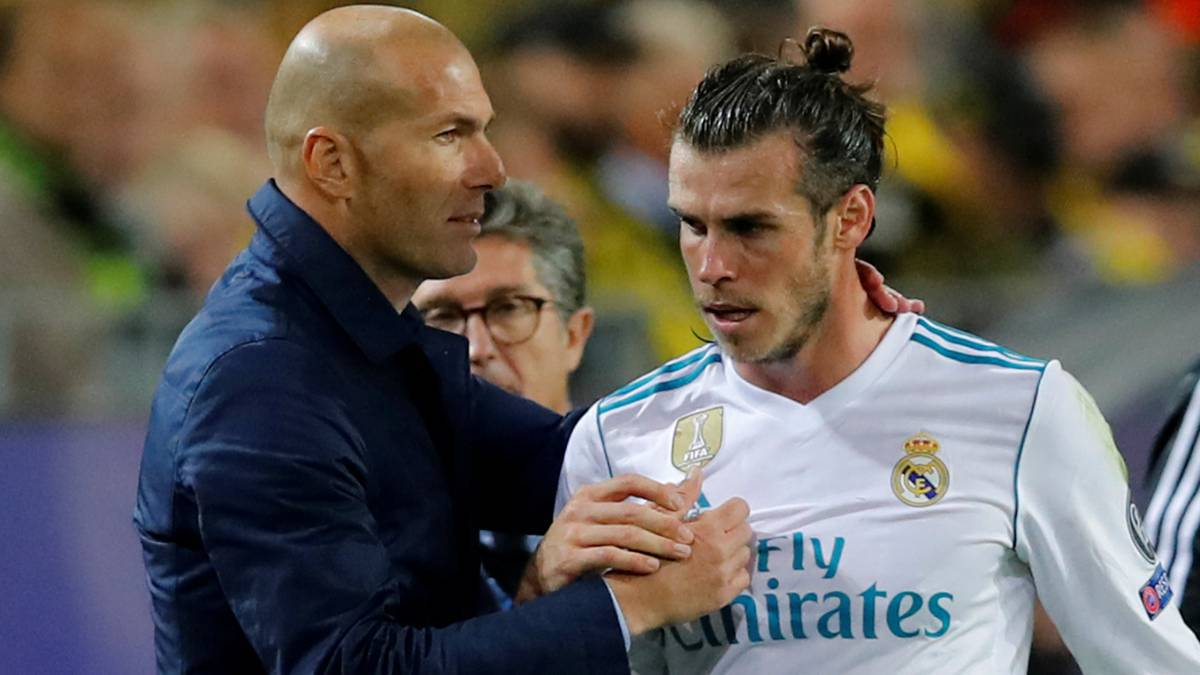 Zidane: Bale preferred not to play against Manchester City - Bóng Đá