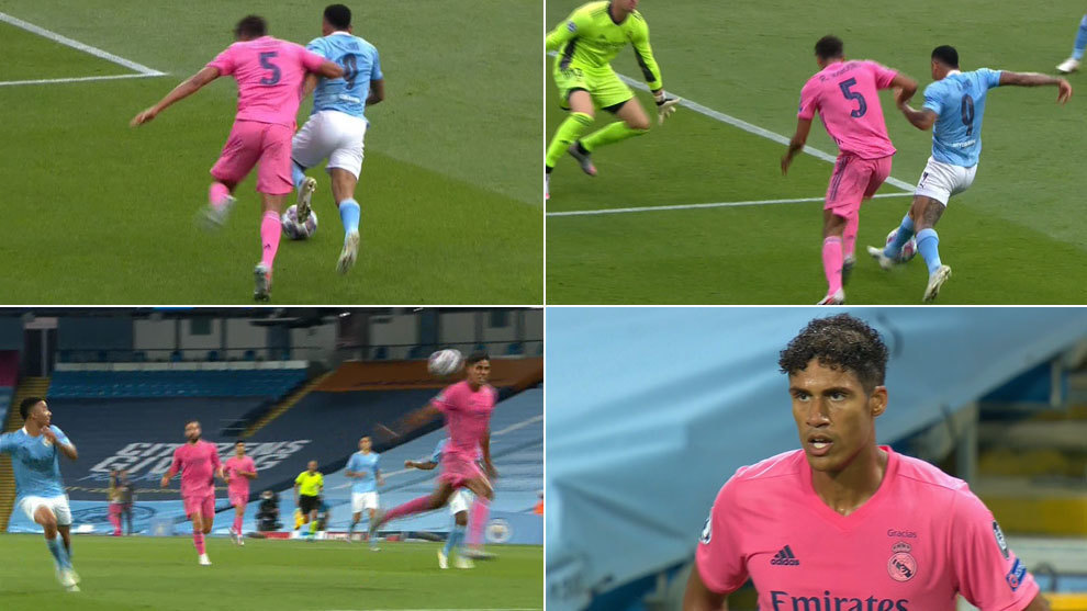 Varane gifts Manchester City two goals - Bóng Đá