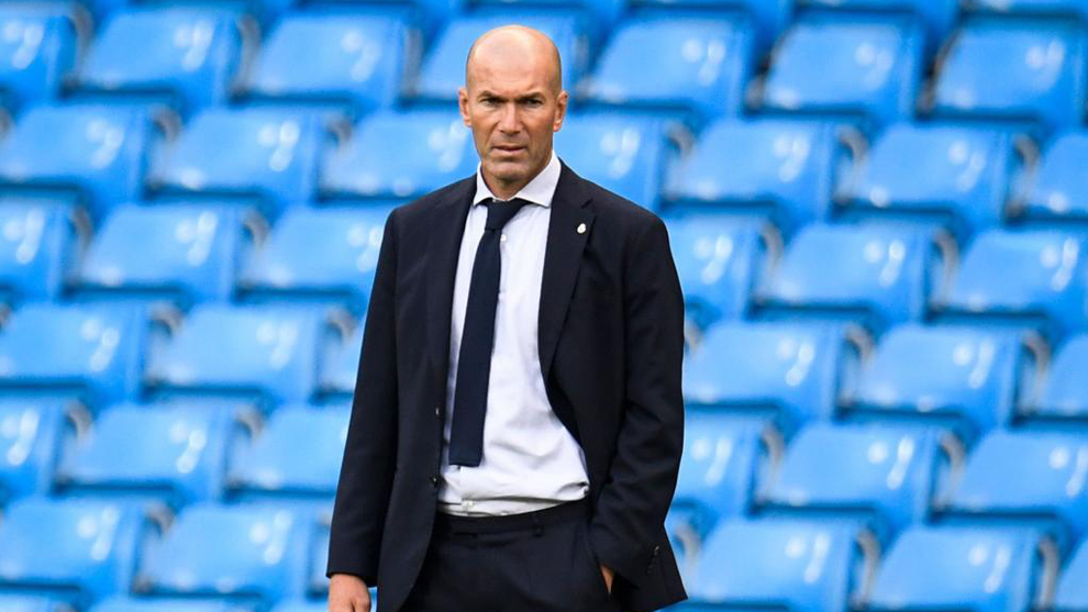 Zidane: Real Madrid have to be proud with what we've done this season - Bóng Đá