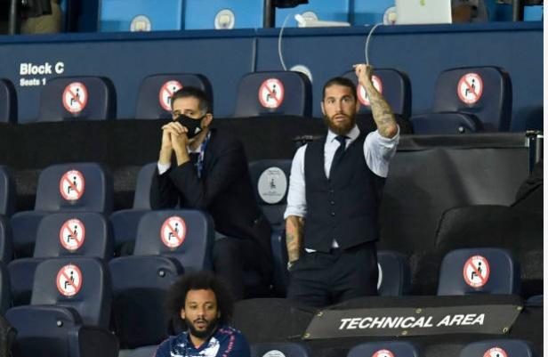 Ảnh Sergio Ramos - Bóng Đá