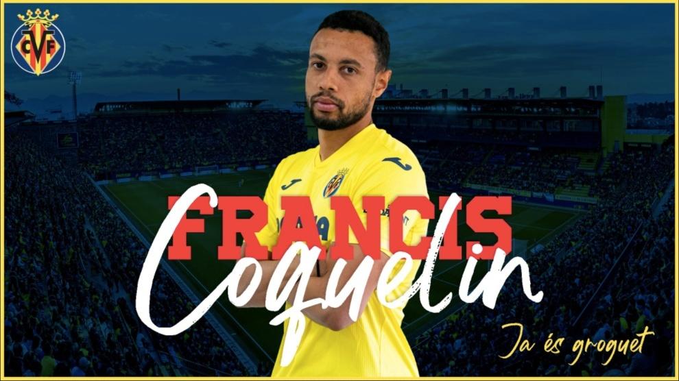 Official: Villarreal sign Francis Coquelin from Valencia - Bóng Đá