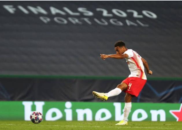 Ảnh sau trận Leipzig - Atletico - Bóng Đá