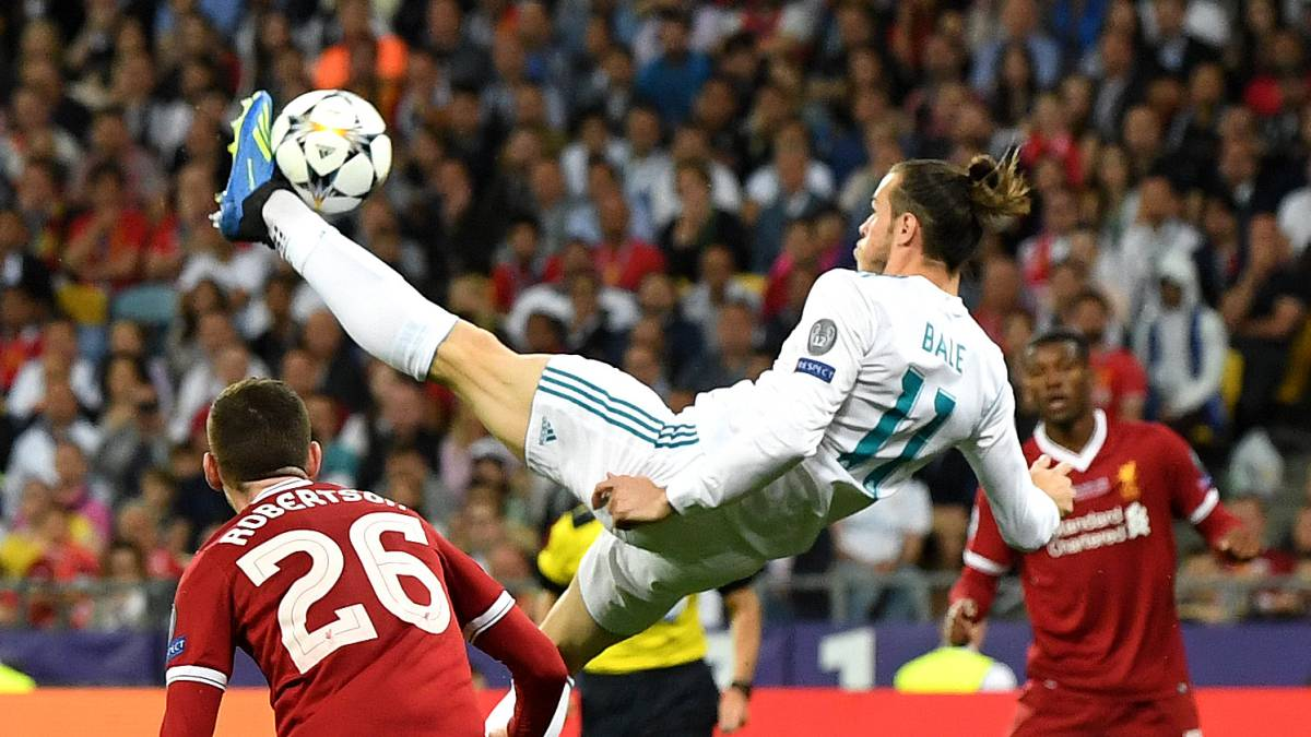 Bale leaves having played 63.7 percent of Real Madrid's matches since his arrival - Bóng Đá