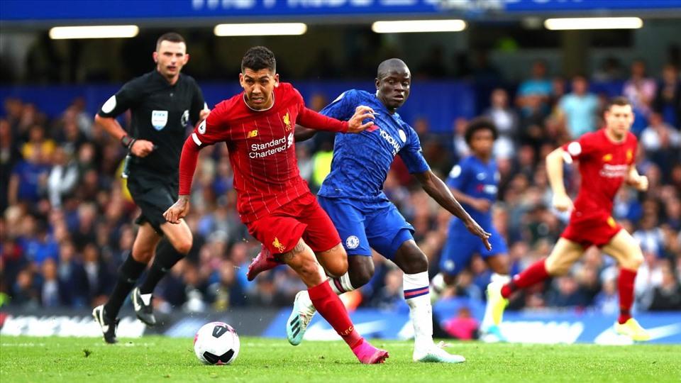 Chelsea vs Liverpool - Bóng Đá