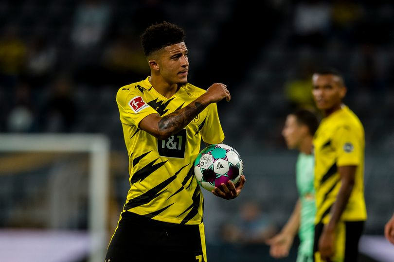 Jadon Sancho youth coach makes Manchester United transfer claim - Bóng Đá