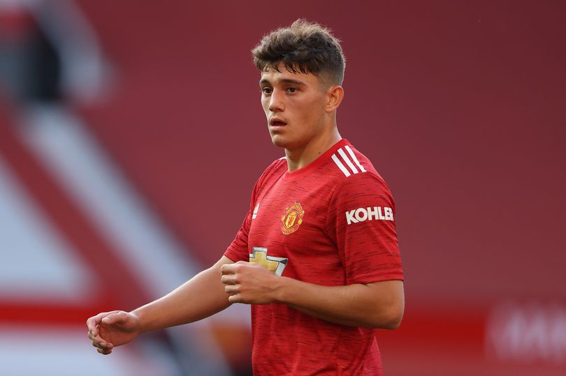 Daniel James 'to stay at Manchester United amid Leeds United interest' - Bóng Đá