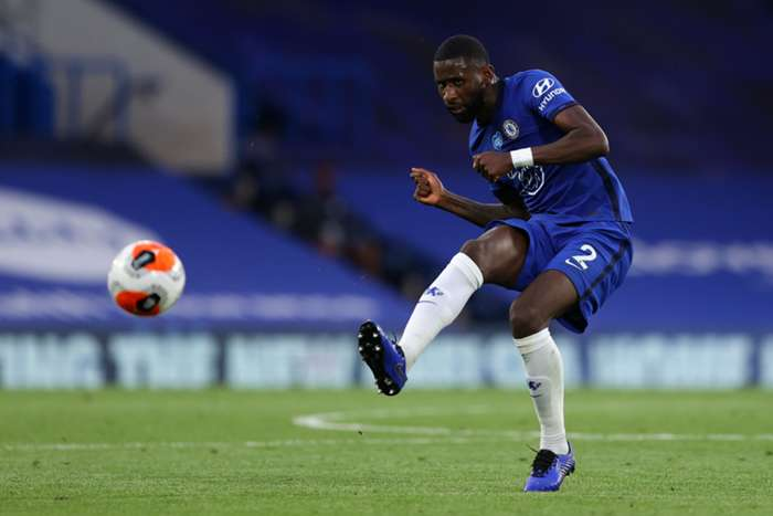Lampard explains why Rudiger and Loftus-Cheek were omitted from Chelsea's Carabao Cup squad - Bóng Đá