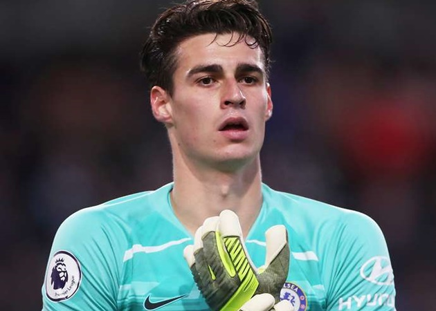 Chelsea's Premier League goalkeepers since 2000 ranked, featuring Cech, Kepa and Courtois - Bóng Đá