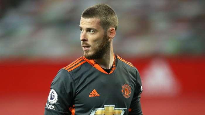 De Gea feeling better than ever in Man Utd keeper battle & questions of his number one spot - Bóng Đá