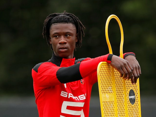 Eduardo Camavinga 'to join Real Madrid next summer' - Bóng Đá
