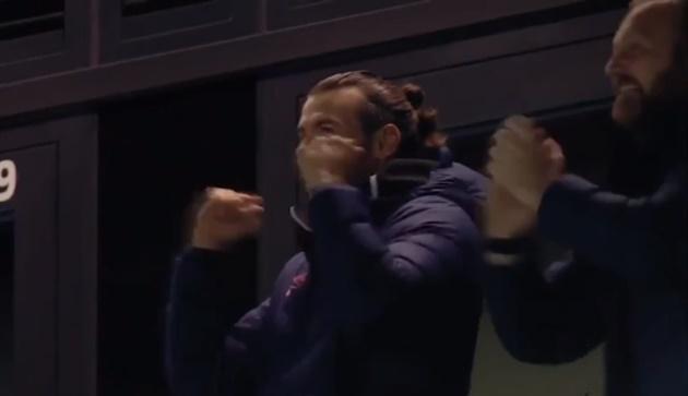 Biểu cảm của Bale - Bóng Đá