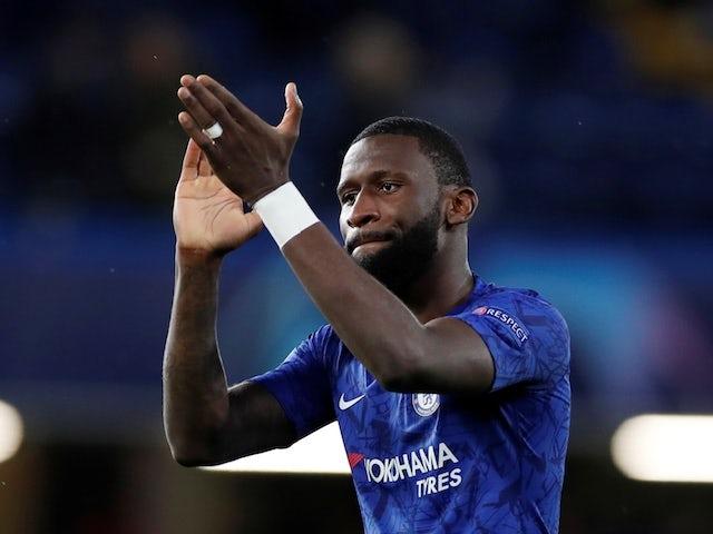 Chelsea 'willing to sell Antonio Rudiger amid Tottenham Hotspur interest' - Bóng Đá