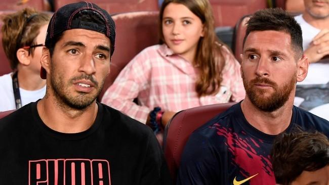 Messi: Some think I should have shut up, but... - Bóng Đá