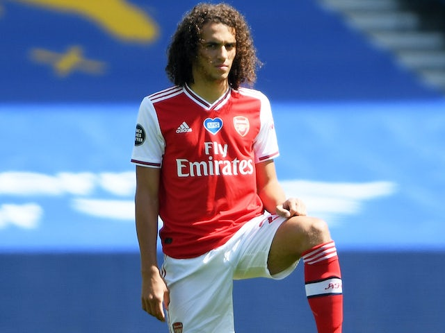 Arsenal in talks with Marseille over Matteo Guendouzi loan? - Bóng Đá