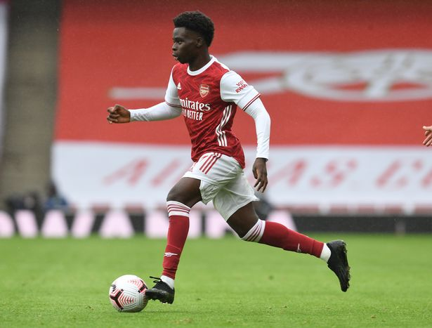 Saka discusses his shock after he earned an England call up - Bóng Đá