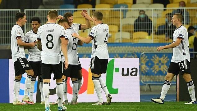 Nc247info tổng hợp: Ukraine giúp Đức giành thắng lợi đầu tay