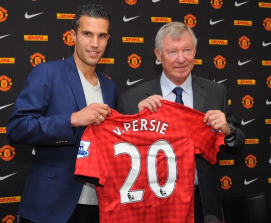 Arsene Wenger reveals why he blocked Robin van Persie's request to rejoin Arsenal from Man Utd  - Bóng Đá