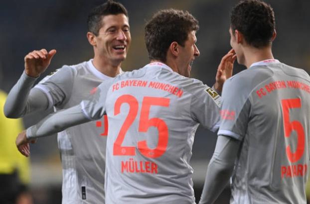 Sau trận Bayern - Bóng Đá