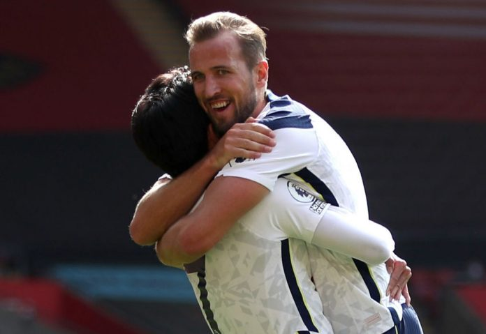Heung-min Son comments on his partnership with Harry Kane - Bóng Đá
