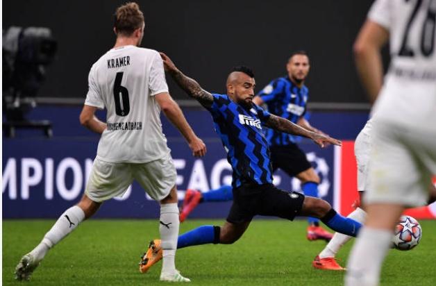 Sau trận Inter vs Monchengladbach - Bóng Đá
