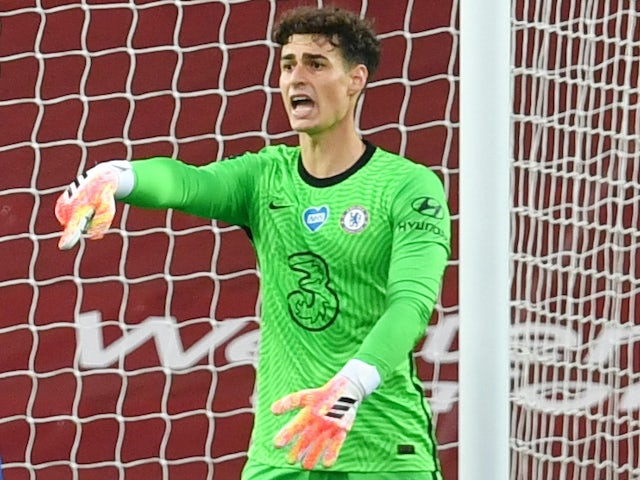 Report: Chelsea open to loaning out Kepa Arrizabalaga in January - Bóng Đá