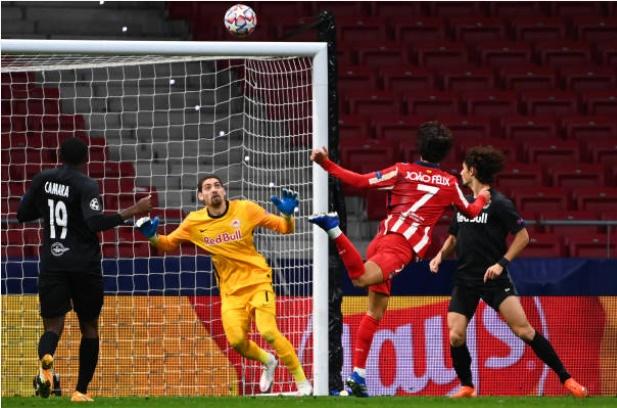 Sau trận Atletico vs Salzburg - Bóng Đá