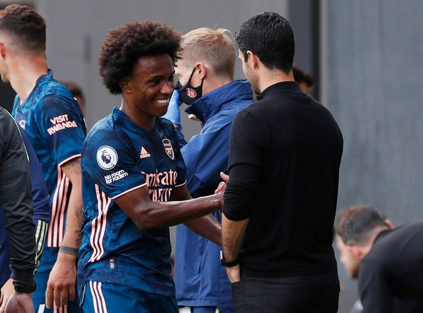 Arsenal star Willian explains 'frustrating' element of Mikel Arteta's tactics - Bóng Đá