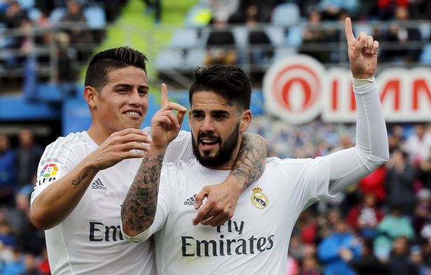 Real Madrid star Isco keen to join James Rodriguez and Carlo Ancelotti at Everton - Bóng Đá