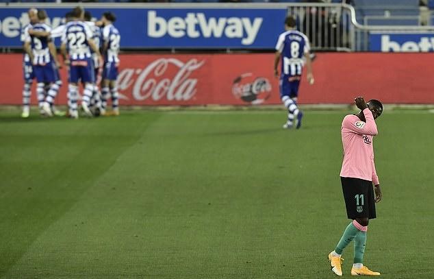 Sau trận Barca vs Alaves - Bóng Đá