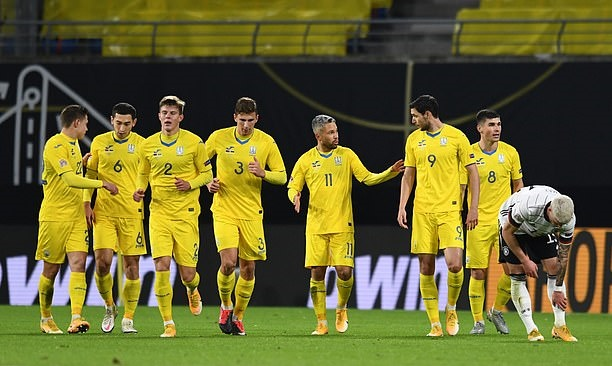 Sau trận Đức vs Ukraine - Bóng Đá