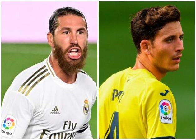 Có một Sergio Ramos thứ hai tại La Liga - Bóng Đá