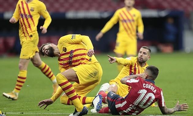 Sau trận Barca vs Atletico - Bóng Đá