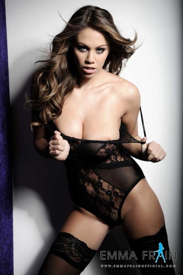 emma frain: người đẹp đang khiến sao premier league háo hức | bóng Đá