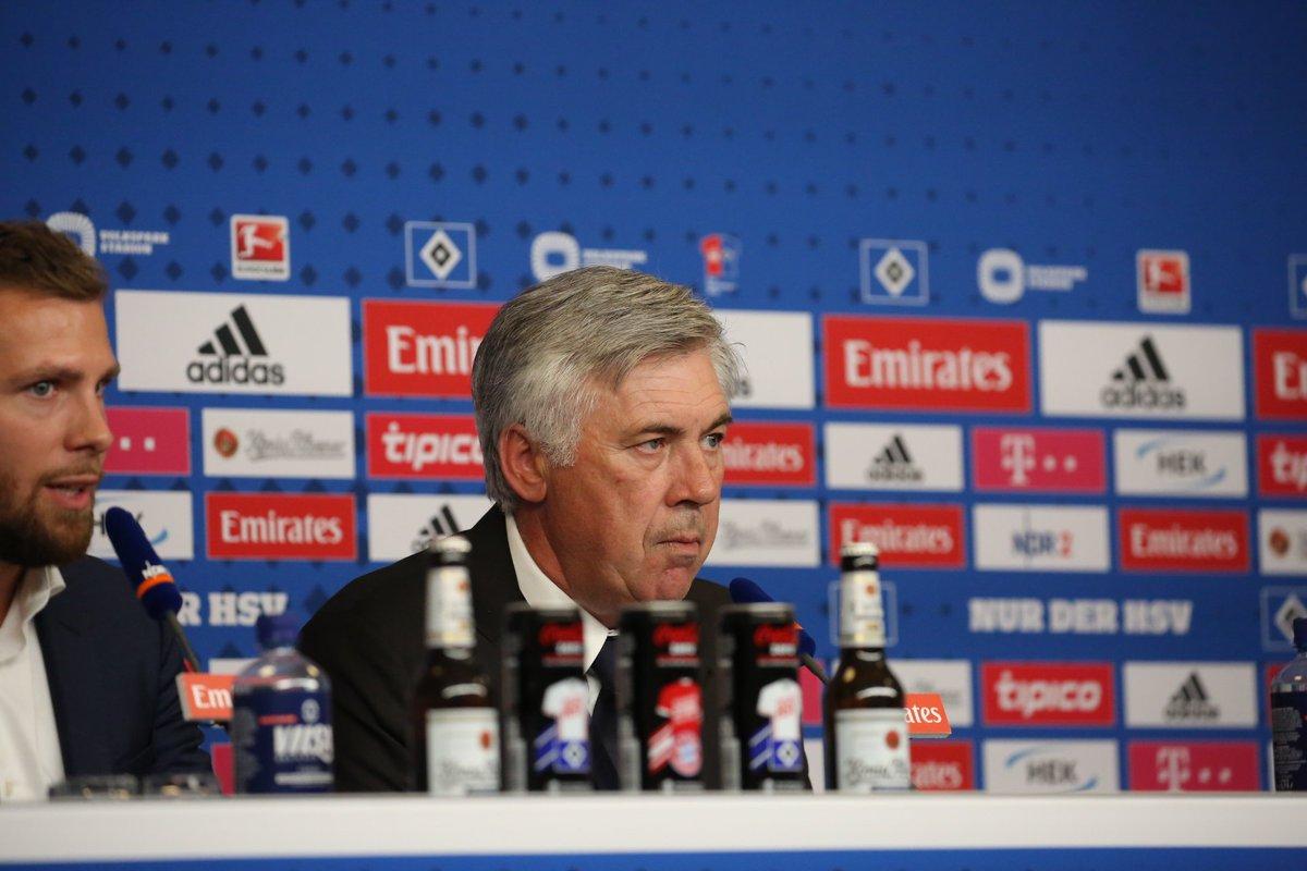 Ancelotti đang đạt tỷ lệ thắng 100% cùng Bayern. Ảnh: Internet.