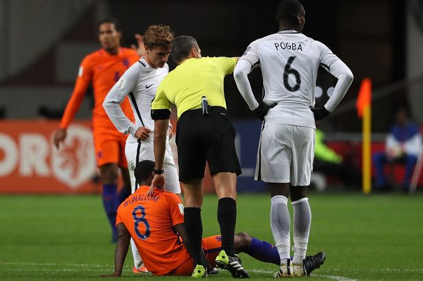 Netherlands-v-France-FIFA-2018-World-Cup-Qualifiers