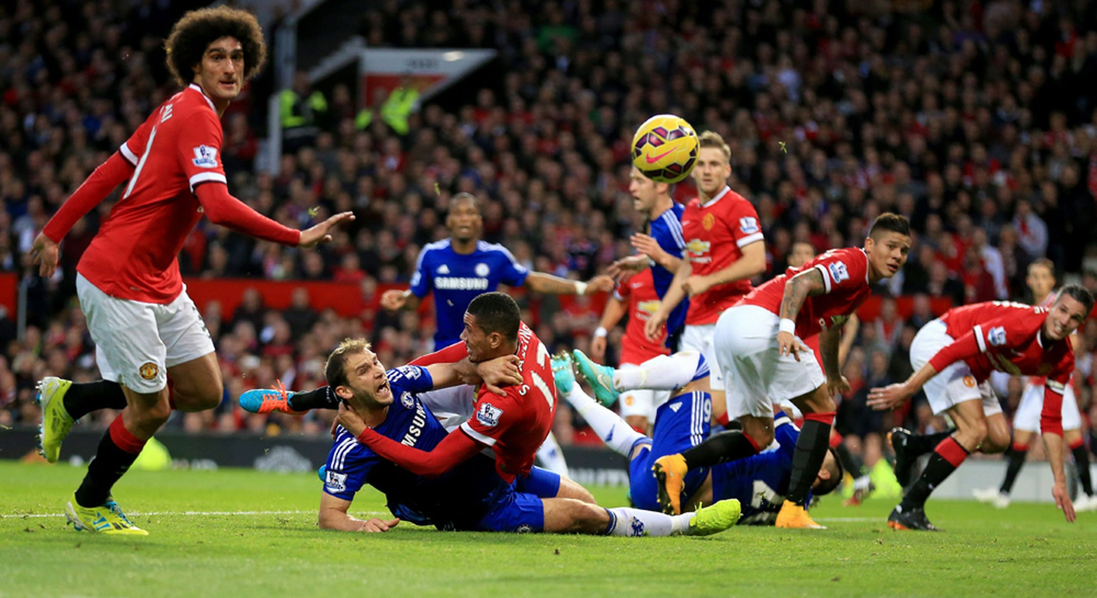 chelsea vs man united - photo #13