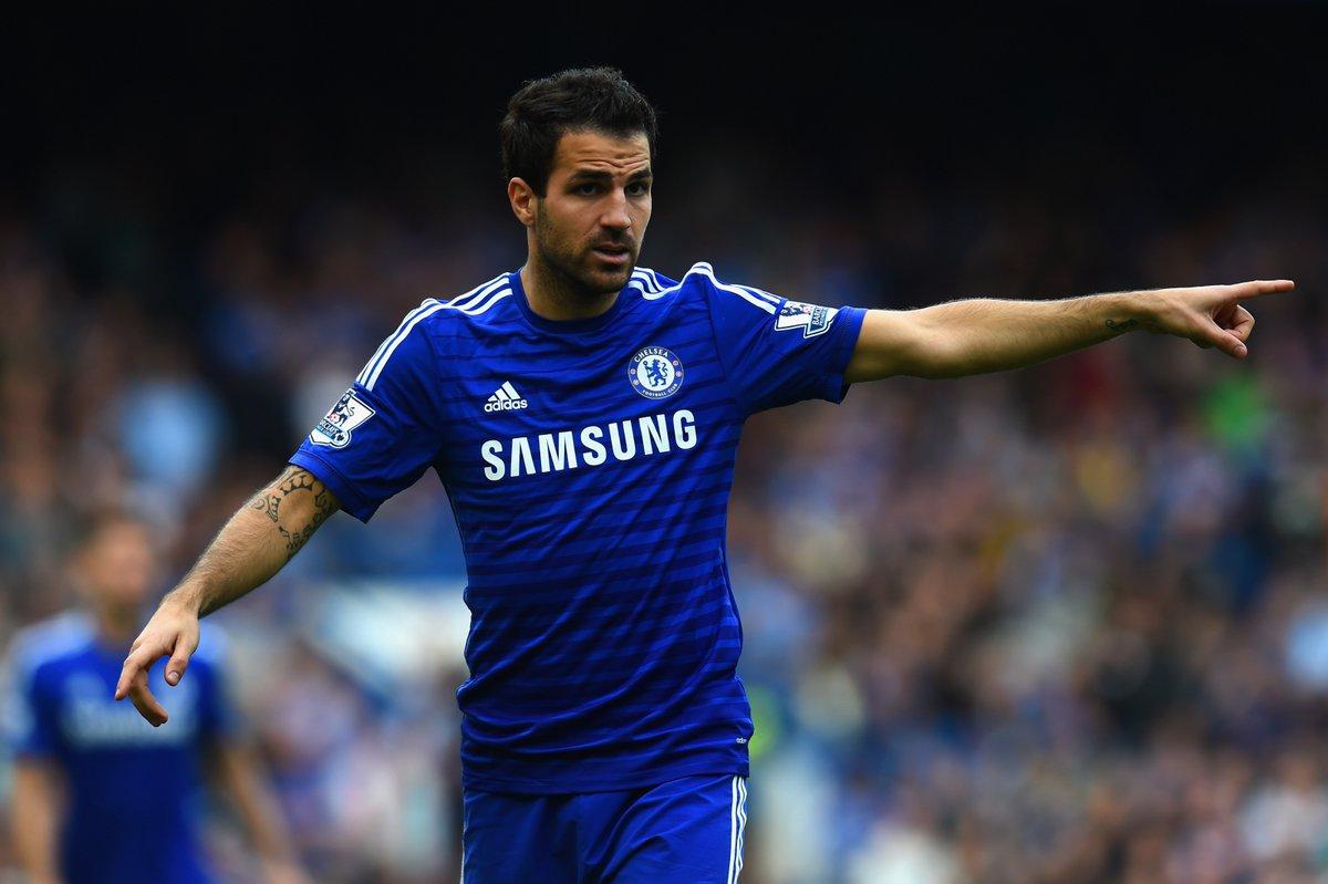 Rời Chelsea, Fabregas hé lộ điểm đến