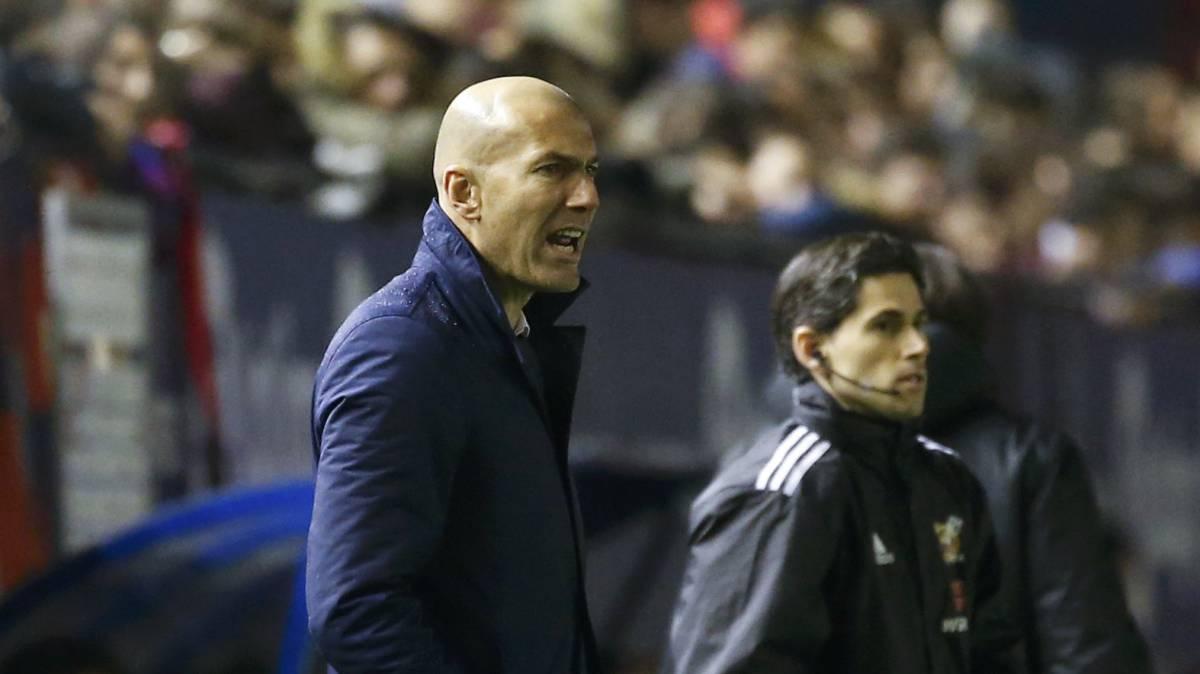 Thắng nhọc, Zidane đề cao La Liga