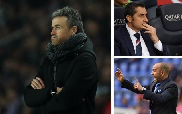 Barca thua thảm, lộ diện 10 ứng viên thay Enrique