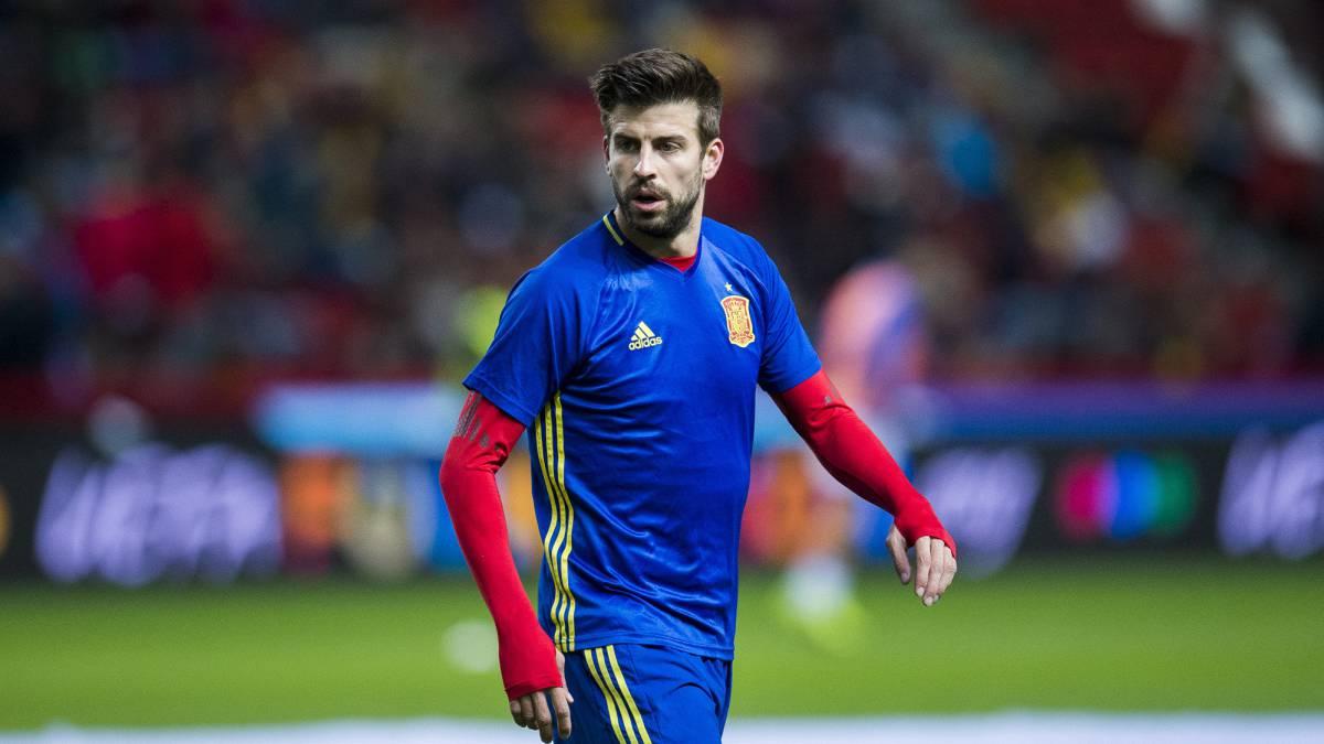 Pique lại gây SỐC: Perez đang muốn hại Barca
