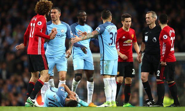 Mourinho NÓI VỀ Aguero: Không vỡ mũi, cũng chẳng vỡ đầu; Mặt RẤT ĐẸP